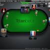 TitanBet Poker Screenshot Table