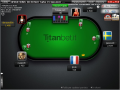 TitanBet Poker Screenshot Table