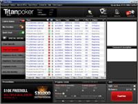 Il Lobby di TitanBet Poker