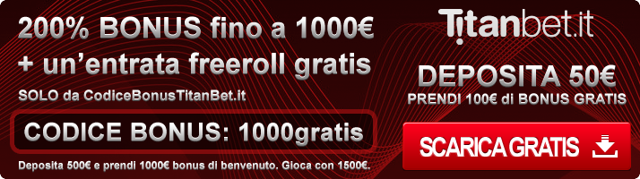 Titan Poker Special Offer