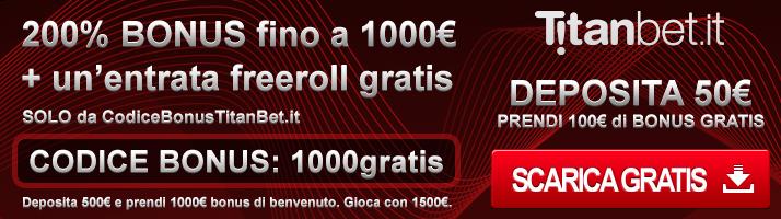 Titan Poker Special Offer