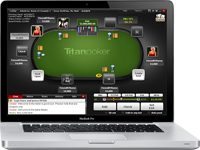 Software di TitanBet Poker