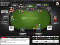 La Tavola di TitanBet Poker